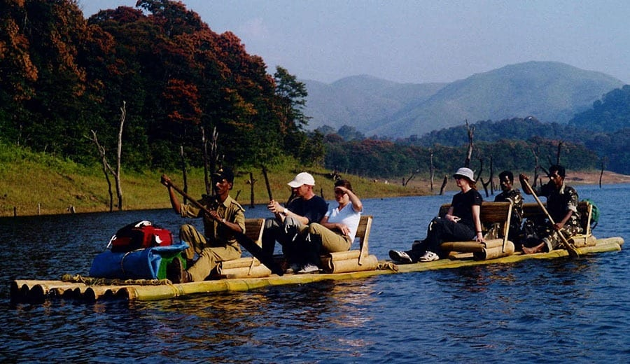 Thekkady Tourist places