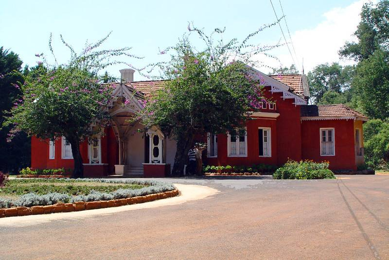 Fernhill Palace - Ooty Sightseeing
