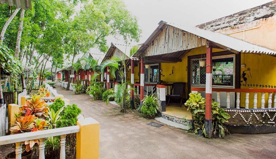 Tajpur Resort