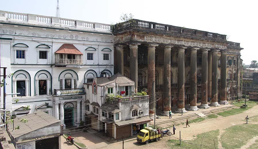 Andul Rajbari
