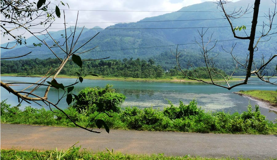 Malankara dam- Thodupuzhu tourism