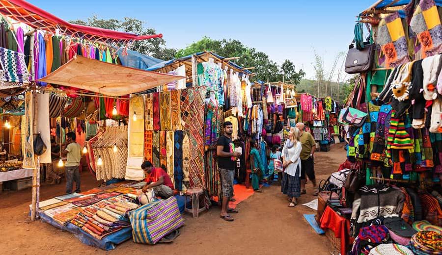 Mapusa Friday Market Goa