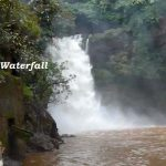 Arvalem Waterfall in Goa
