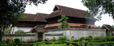 Krishnapuram Palace in Allepey
