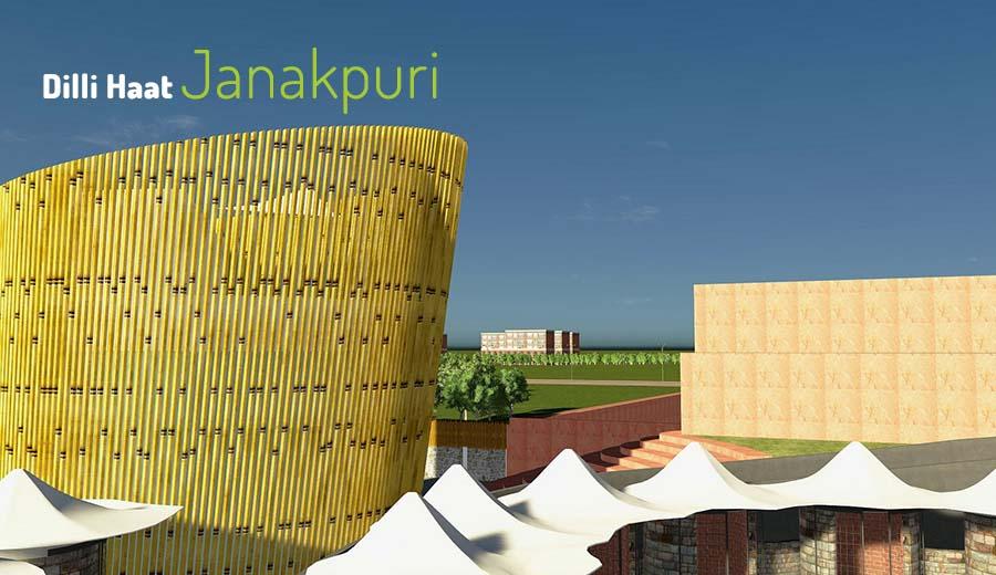 Dilli Haat Janakpuri