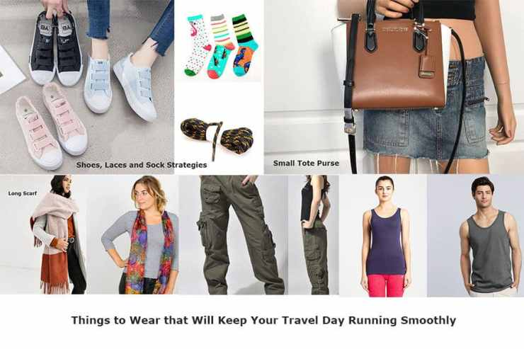 6 Things to Wear that Will Keep Your Travel Day Running Smoothly