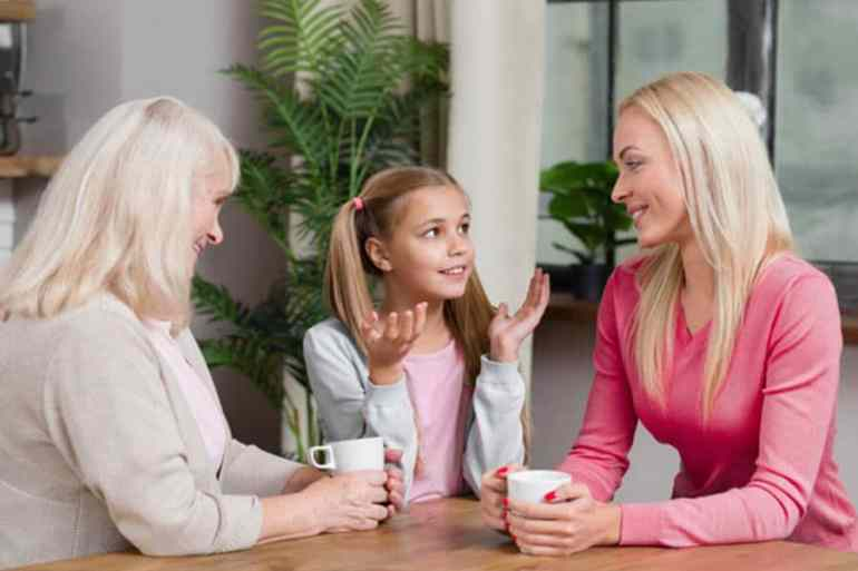 Check in with your Family - Safety Tips for Girls