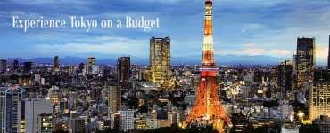 Experience Tokyo on a Budget