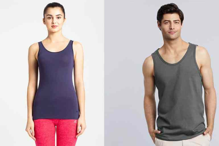 Tank Tops- Keep Your Travel Day Running Smoothly