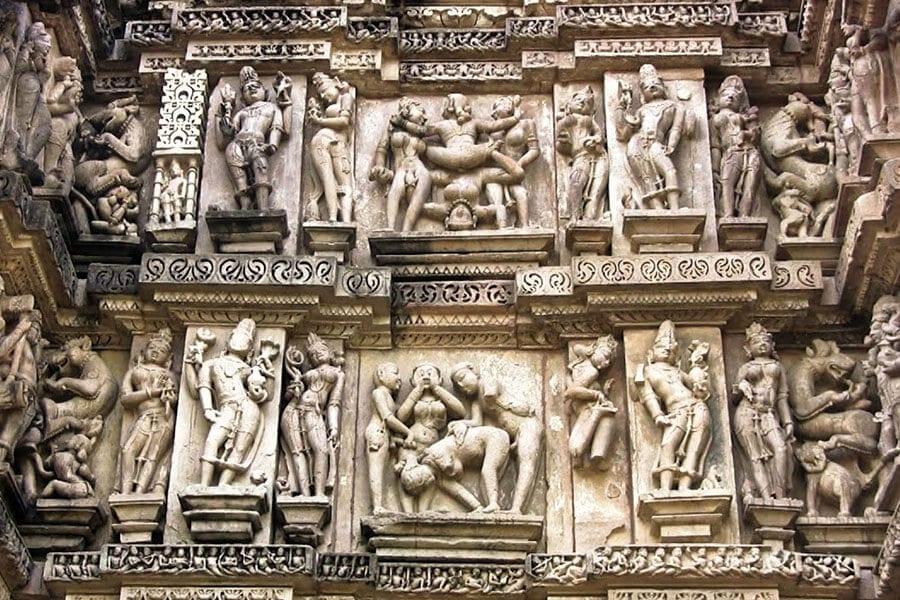 Where Is Khajuraho - Khajuraho Temples