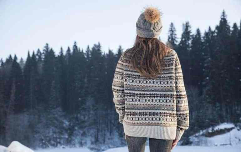 Dress in layers - Tips for Winter Travel