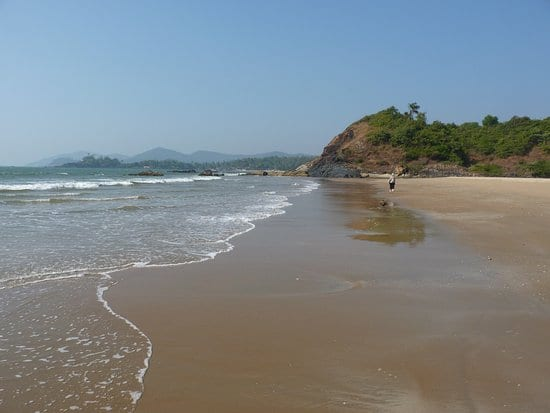 Rajbagh Beach - Best Beaches in Goa