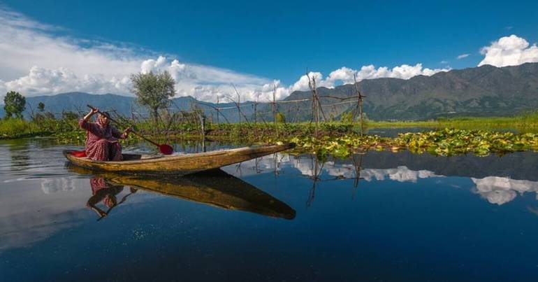 Dal Lake - Thekkady Tour India