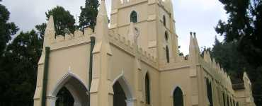 St Stephens Church of Ooty