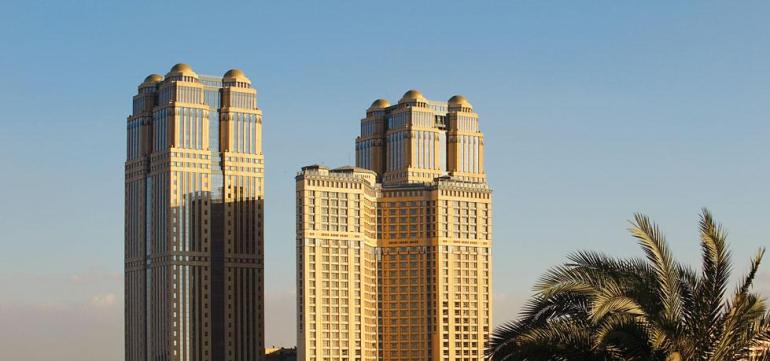 The Fairmont Cairo - Best Luxury Hotels in Cairo