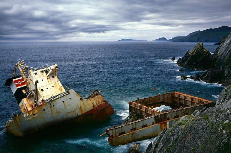 Most Fascinating Shipwrecks