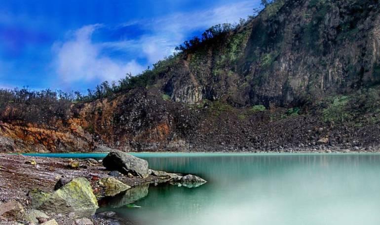 Kawah Putih - Amazing Outdoor Experiences to Have in Bandung