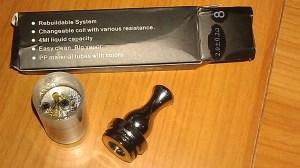 Big vapor easy clean
