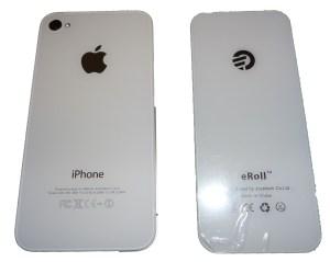 eRoll iPhone Back