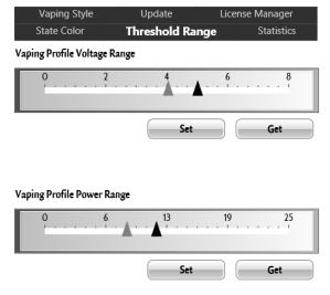 MiD threshold range