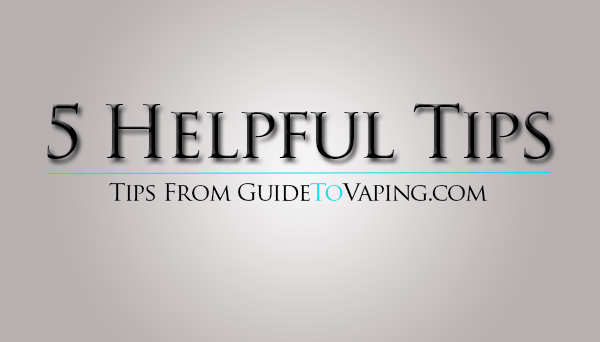 5 helpful tips