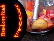 strawberry peach freeze e-liquid