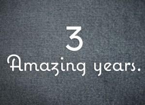 3-amazing-years
