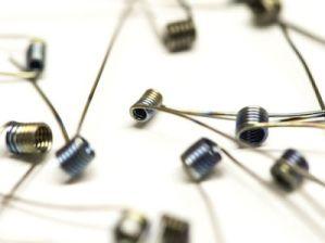 rebuildable atomizer coils