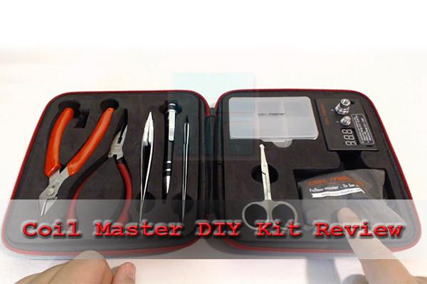 coil master diy kit review