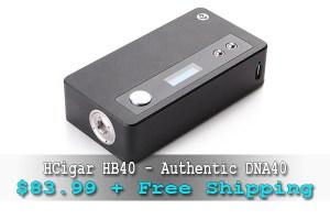 hcigar hb40 deal