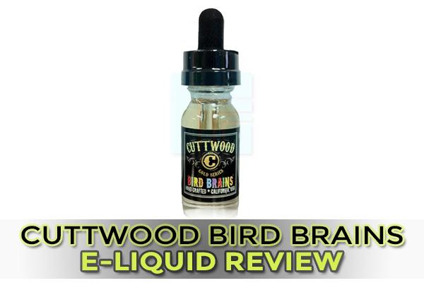bird brains e-liquid review