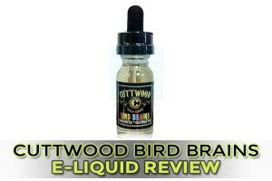 bird brains e-liquid review