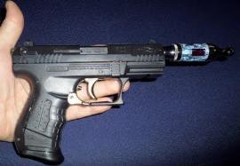 gun vaporizer mod