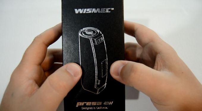 presa 40w packaging