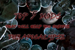 top 5 five that will help you survive the apocalypse