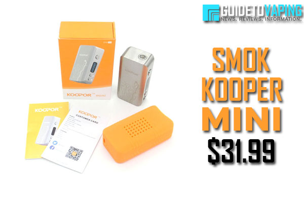 smok kooper mini deal
