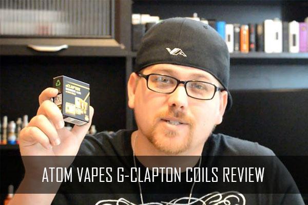 atom vapes gclapton coils review