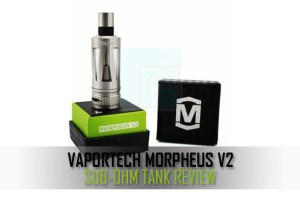 morpheus sub-ohm tank review