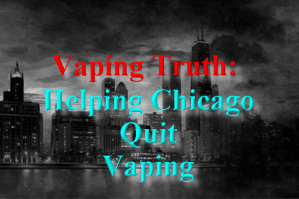 Chicago Smokers Quit Vaping