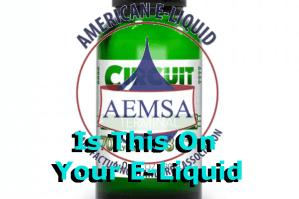 IS Aesma On Your Eliquid