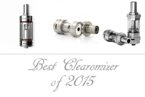 best clearomizer of 2015