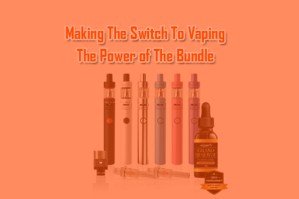 making the switch to vaping