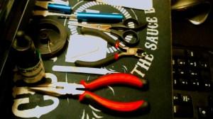 how to rebuild the Velocity RDA tools
