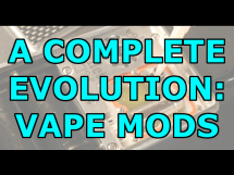 The Complete EVOLUTION of vape mods header