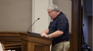 Ashland bans vaping: Carl S wellman II
