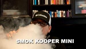 smok kooper mini review
