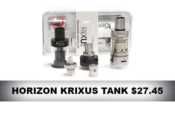 krixus tank deal