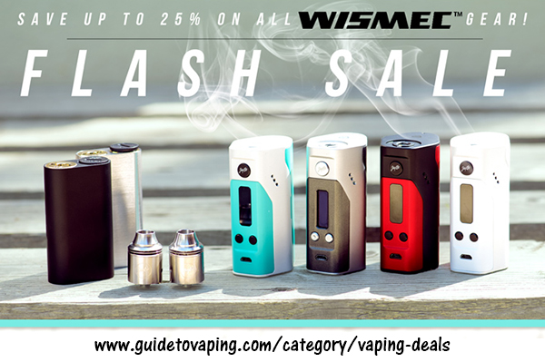 wismec vaping deals