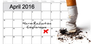 Tobacco Harm Reduction Conference header