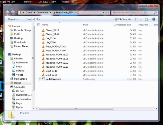 wismec dl file